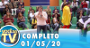 Você na TV (01/05/20) | Completo