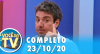 Você na TV (23/10/20) | Completo
