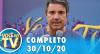 Você na TV (30/10/20) | Completo