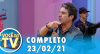 Você na TV (23/02/21) | Completo