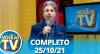 Você na TV (25/10/21) | Completo