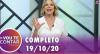 Vou Te Contar (19/10/2020) | Completo
