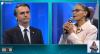Bolsonaro critica visão religiosa de Marina e leva resposta desconcertante