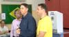 """""""É um momento de reflexão, não de comemorar"""", diz Bolsonaro após votar"""