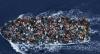 Navio brasileiro resgata imigrantes sírios no Mediterrâneo