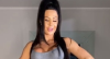 "Gracyanne Barbosa posta vídeo e internauta diz que roupa ""ficou estreita"""