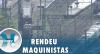 Criminosos sequestram trem durante operação da PM no RJ