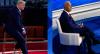Corrida presidencial: Donald Trump e Joe Biden fazem último debate na TV