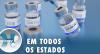 Vacinas contra a Covid-19 começam a ser distribuídas no Brasil