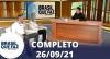 Brasil Que Faz (26/09/21) | Completo