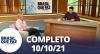 Brasil Que Faz (10/10/21) | Completo