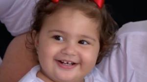 Família faz campanha para salvar criança com doença rara no Amazonas