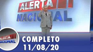 Alerta Nacional (10/08/20) | Completo