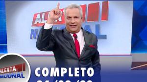 Alerta Nacional (24/07/20) | Completo