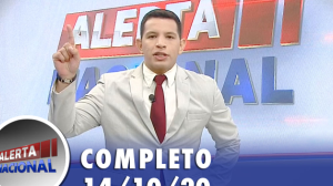 Alerta Nacional (14/10/20) | Completo