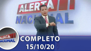 Alerta Nacional (15/10/20) | Completo