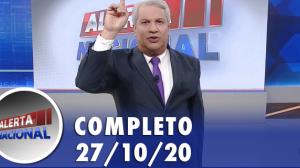 Alerta Nacional (27/10/20)   Completo