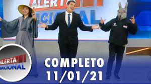Alerta Nacional (11/01/21) | Completo