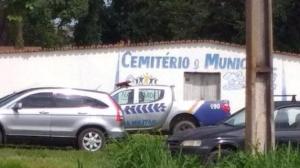 Corpo de idosa é retirado de túmulo e violado em cemitério no Tocantins