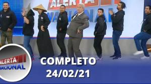 Alerta Nacional (24/02/21)   Completo