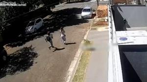 Mulher reage a assalto e entra em luta corporal com ladrão no Paraná