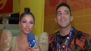 André Marques dá a entender que Maria Melilo já o viu nu