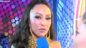 """Sabrina Sato explica pique no Carnaval: """"A gente dorme uma horinha"""""""