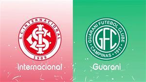 RedeTV! transmite ao vivo Internacional x Guarani neste sábado (25)
