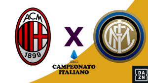 RedeTV! transmite ao vivo Milan x Inter de Milão às 15h30 deste sábado (21)