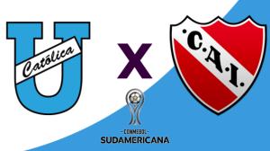 RedeTV! transmite Universidad Católica x Independiente nesta quinta (1)