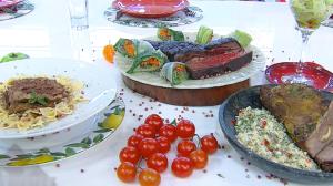Edu Guedes ensina a preparar receitas com maminha e fraldinha