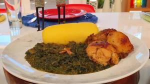 Convidada de Edu Guedes ensina como preparar receitas da culinária africana