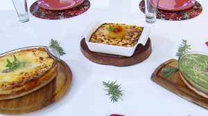 Aprenda a preparar receitas de lasanha com Edu Guedes