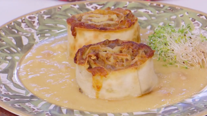 Convidado de Edu Guedes faz receitas de rondelli, canelone e lasanha