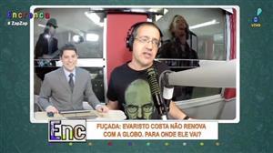 Evaristo Costa decide não renovar com emissora para tirar ano sabático