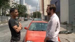 """Motorista explica paixão por 'racha': """"Adrenalina melhor do que droga"""""""