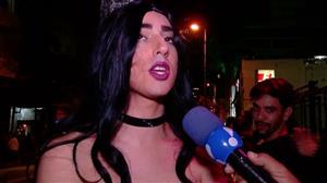 """""""Me sinto mais livre na Rua Augusta"""", diz drag queen"""