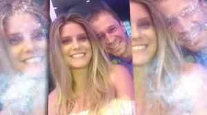 """Mulher de Tiago Leifert revela doença: """"Odeio meu corpo desde os 5 anos"""""""