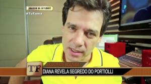 """Assistente entrega que Celso Portiolli não gosta de ser chamado de """"tiozão"""""""