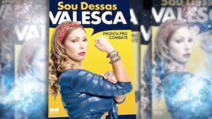 Valesca Popozuda revela que já queimou partes íntimas de tarado