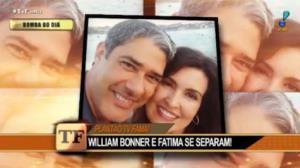 Fátima Bernardes e William Bonner anunciam fim de casamento após 26 anos