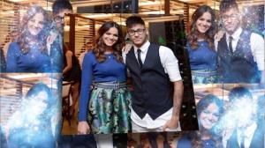 Bruna Marquezine e Neymar são flagrados juntos em almoço
