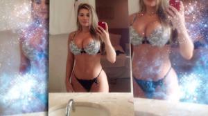 Mulher Maçã diz se retirou ou não costela para afinar cintura
