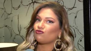 Mulher Filé nega que tenha imitado Anitta ao fazer preenchimento labial