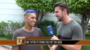 MC Vitão quer Neymar fazendo dança do gás