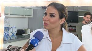 Alinne Rosa diz que massagem tântrica ajuda a conquistar namorados