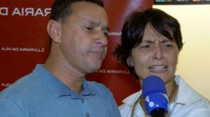 Ex-morador de rua, namorado de Soninha Francine agradece: