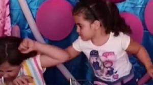 Snoop Dogg compartilha vídeo de briga de irmãs em festinha de aniversário