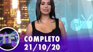 TV Fama (21/10/20) | Completo