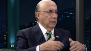 Henrique Meirelles, ex-ministro da Fazenda e pré-candidato à Presidência